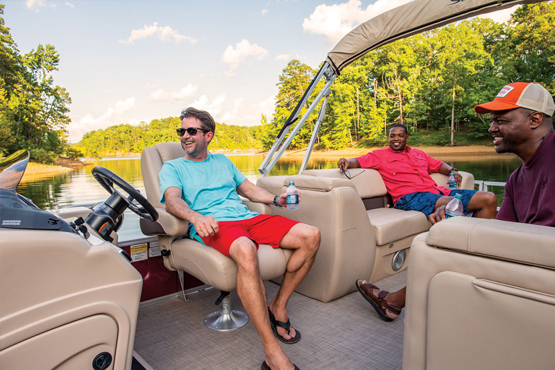 Pontoon rental in SWFL