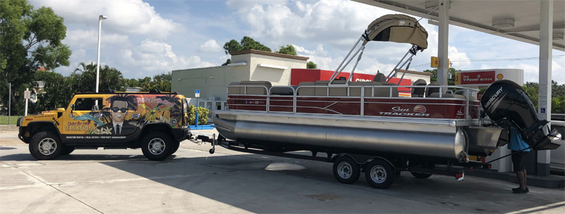Cape Coral Pontoon Rental
